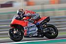MotoGP Katar: Birinci seansta Dovizioso lider, Rossi ikinci