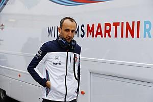 Formel 1 Reaktion Robert Kubica genervt: