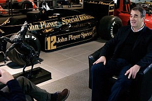 Formule 1 Interview Mansell :