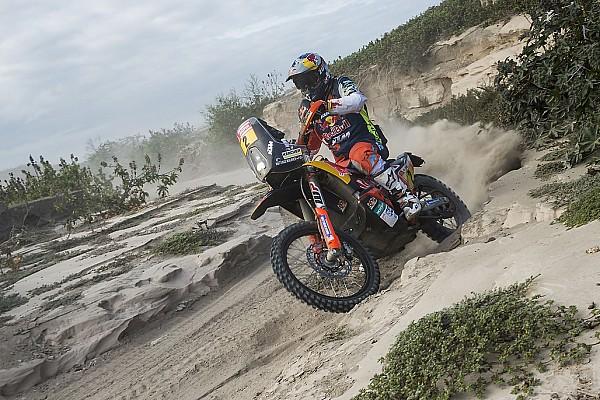 Dakar Etappeverslag Dakar 2018: Grootse dagzege voor Walkner, opgave Van Beveren na megacrash