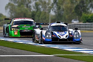 Asian Le Mans Race report Historic result at the first ever 6 hour race in the Asian Le Mans Series
