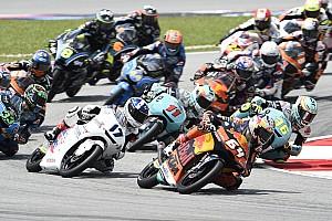 Moto3 Nieuws P10 Bendsneyder op Sepang na sterke start: