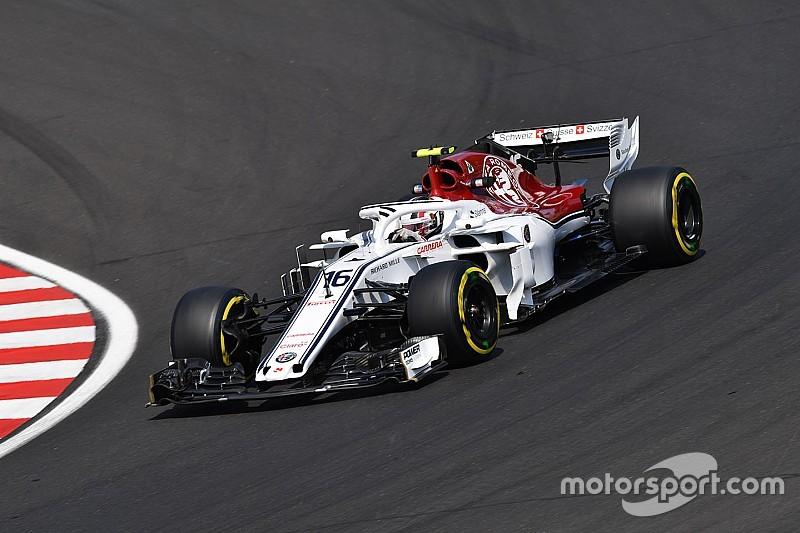 Leclerc: Começo ruim fez progresso da Sauber parecer maior