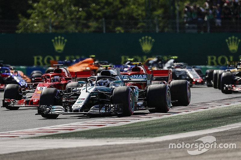 الفورمولا واحد قد تؤخر تغيير قوانين المحركات لموسم 2021