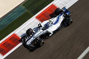 Синим по белому. Williams изменила раскраску машин