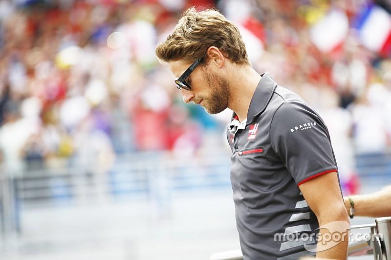 Haas: la mala suerte