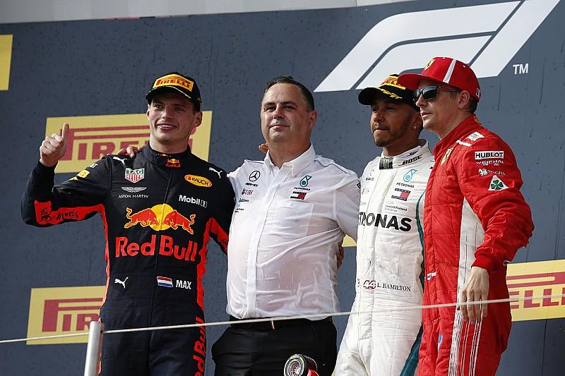 """Lammers: """"F1 misschien wel onvoorspelbaarder dan in jaren"""""""
