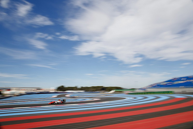 GP3 Paul Ricard: Boccolacci es excluido y pierde su victoria como local