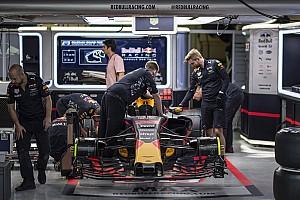Формула 1 Важливі новини Теханаліз: як Red Bull намагається приборкати повітря навколо шин
