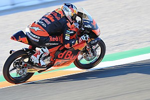 Moto3 Nieuws Bendsneyder optimistisch na vrijdagtrainingen Valencia