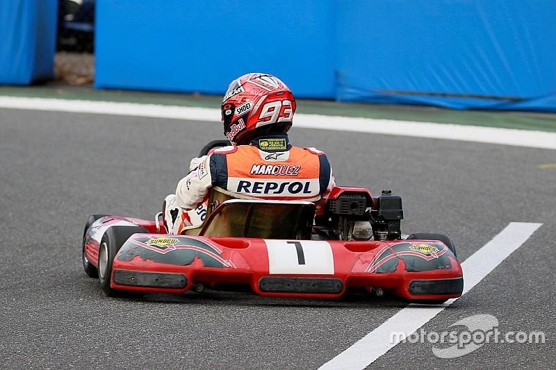 """Márquez: """"Nunca vou competir nos carros"""""""
