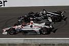 IndyCar Carpenter lamenta que no atacó a Power en pos del triunfo
