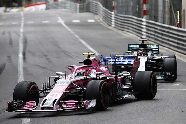 Ocon conspiracy theories rubbished amid team complaints