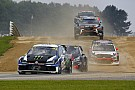 World Rallycross Silverstone World RX: Kristoffersson survives Solberg crash to win