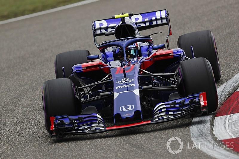 """Gasly déplore """"un énorme pas en arrière"""" pour Toro Rosso"""