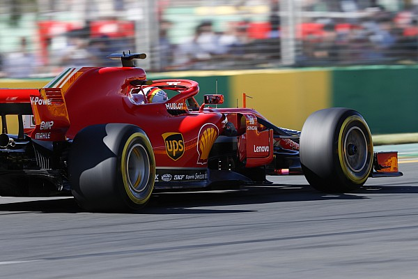 Formula 1 Breaking news Vettel says