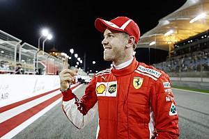 Formel 1 Reaktion Vettel: Dank besserer Vorderachse zur Überraschungs-Pole
