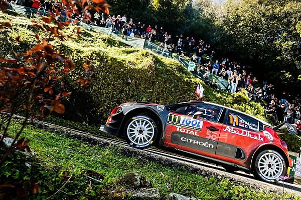 WRC Yarış ayak raporu Korsika Rallisi: Loeb, Cumartesi sabah yapılan üç etabın ikisini ilk sırada tamamladı