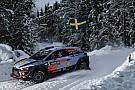 WRC WRC Rallye Schweden: Thierry Neuville führt - Sebastien Ogier weit zurück