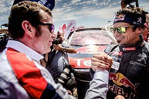 其他拉力赛 比赛报告 丝绸之路拉力赛今日落幕:德普雷夺冠,中国车手创历史