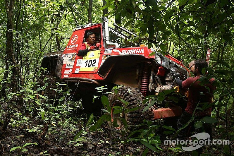 RFC India Leg 5: Lim maintains superiority on penultimate day