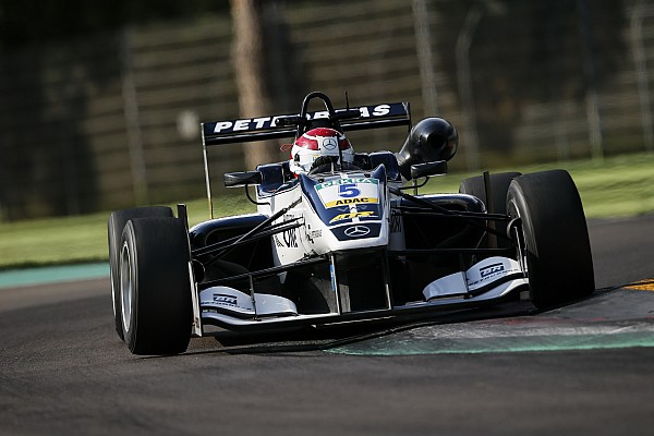 F3 Europe Breaking news Piquet sticks with Van Amersfoort for second European F3 season