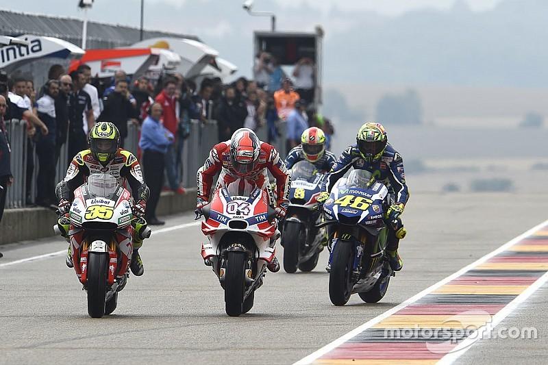 MotoGP pertimbangkan sistem komunikasi radio