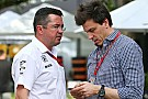 McLaren in legal dispute with Mercedes over engineer