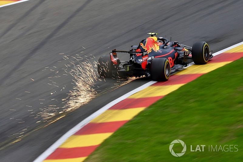 Онлайн. Гран При Бельгии: квалификация