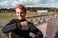 Nächster WM-Titel für Nico Rosberg: Kart-Junior gewinnt Weltmeisterschaft