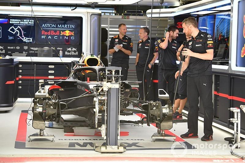Verstappen: Red Bull forced to revert to Renault Spec B
