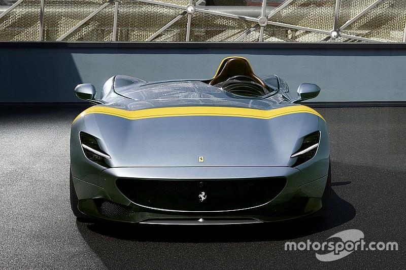 Ferrari показала ексклюзивні спідстери Monza SP1 та SP2
