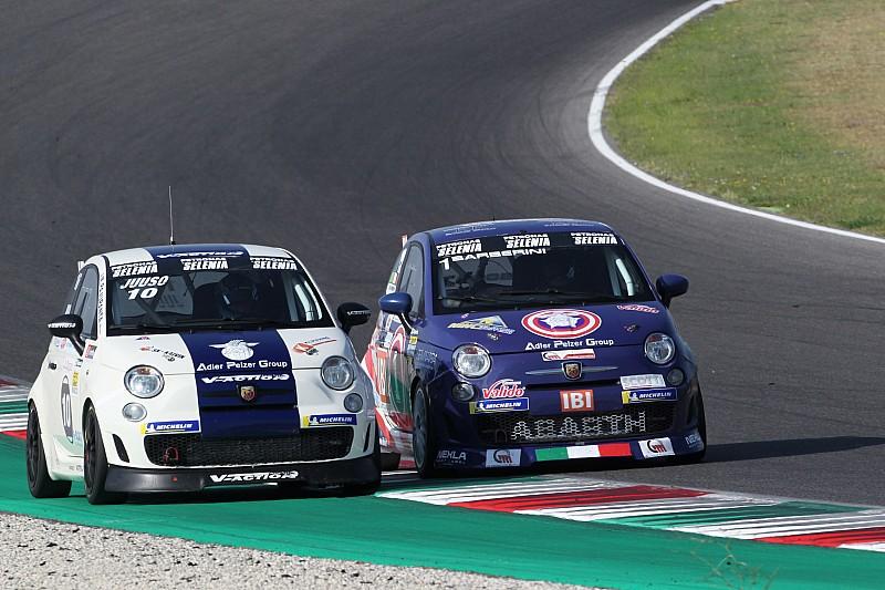 Una vittoria a testa per Juuso Pajuranta e Cosimo Barberini al Mugello