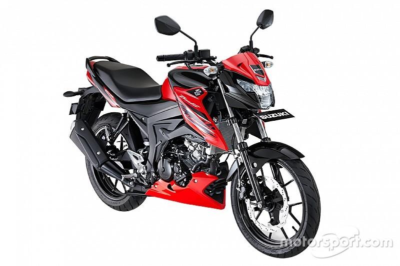 Suzuki pamerkan street bike GSX150 Bandit
