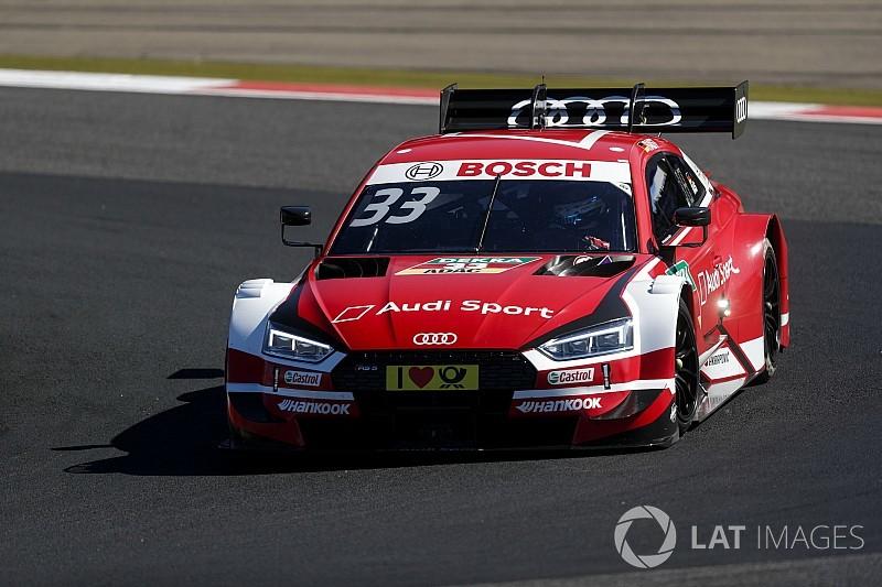 Audi tak menyangka bisa bersaing dengan Mercedes