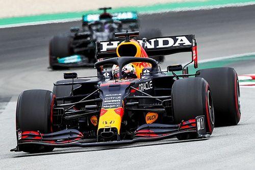 Unggul Strategi, Wolff Sebut Red Bull Racing Tak Bisa Berbuat Banyak