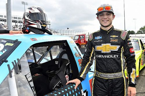 NASCAR Truck driver Chase Purdy sidelined with COVID-19