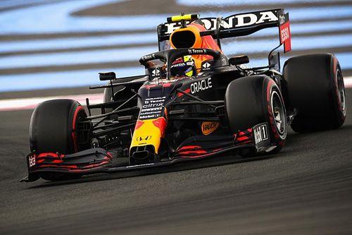Perez ondanks tweede F1-podium met Red Bull niet helemaal tevreden