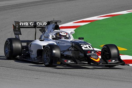 COVID-19 rules Campos driver Toth out of Paul Ricard F3 weekend