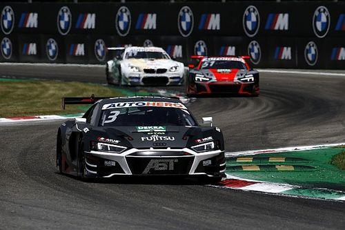 Van der Linde l'emporte, doublé Audi à Monza