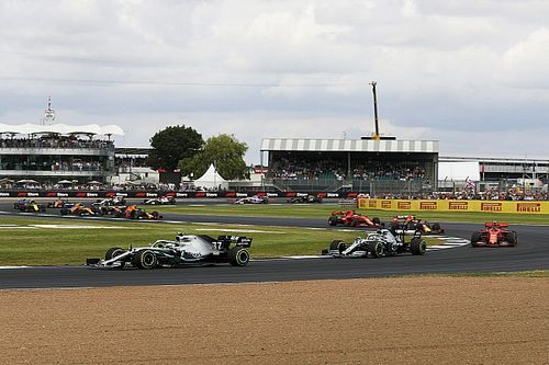 British GP hopes boosted as UK allows sport to resume