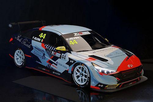 Jelmini approda al TCR Europe con la nuova Hyundai di SLR