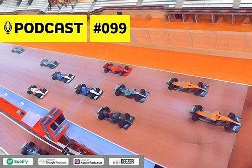 Podcast #099 - Por que temporada de 2021 promete ser a mais equilibrada dos últimos anos da F1?