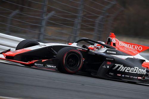 Calderón arrancará 19 en Suzuka dentro de la Súper Fórmula