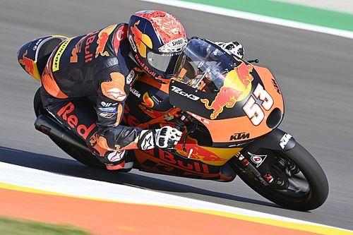 Moto3 Jerez: İlk antrenmanda Antonelli lider, Deniz 5.