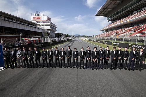 Galería: Así será la parrilla de MotoGP 2020