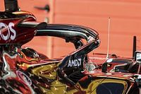 Así es el Halo de la Fórmula 1 que salvó la vida a Grosjean