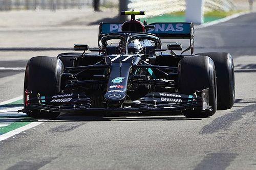 F1: Bottas mostra força novamente e lidera treino antes de classificação em Portugal