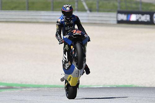 Estiria - Moto2: Bezzecchi hereda el triunfo tras sanción a Martín