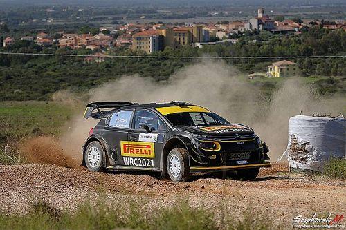 C3 WRC wróci na oesy?